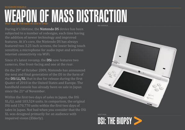 01 - Weapon Of Mass Distraction