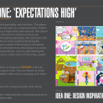 03 - Idea One Expectations High