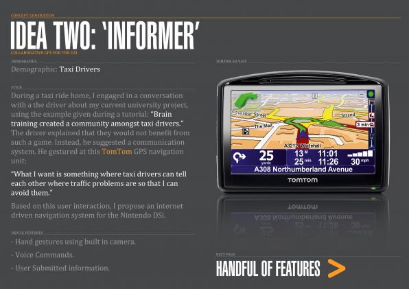 06 - Idea Two Informer