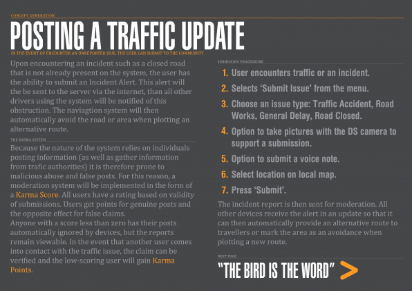 11 - Posting a Traffic Update