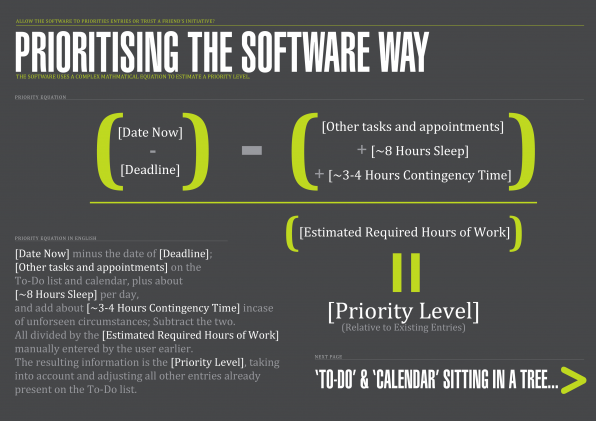 13 - Prioritising The Software Way