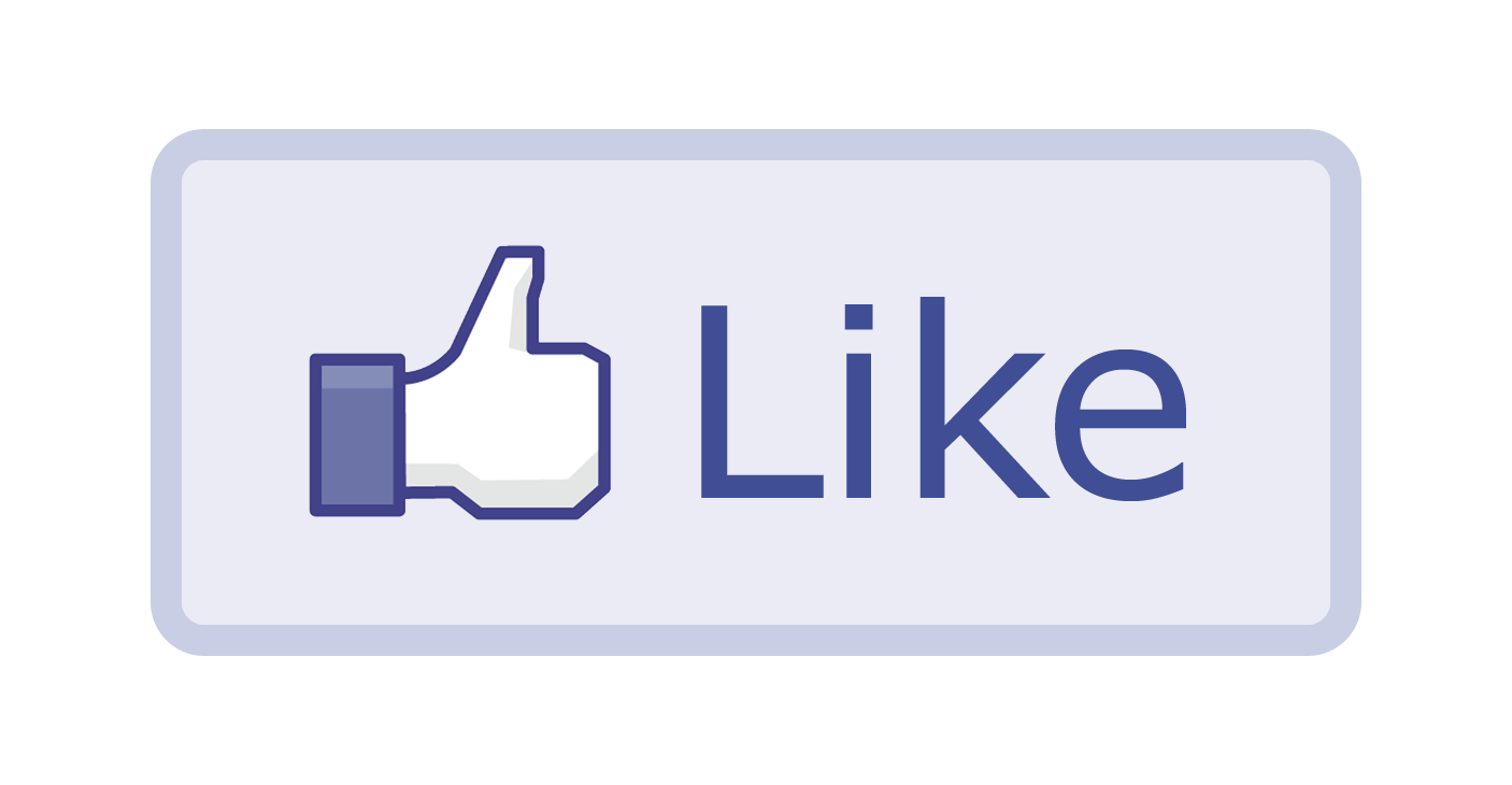 Large Facebook Like Button