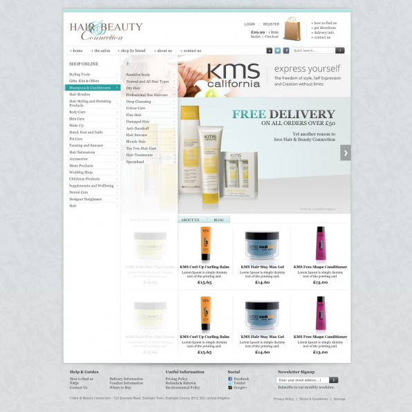 Hair & Beauty Connection homepage FINAL (sidebar)